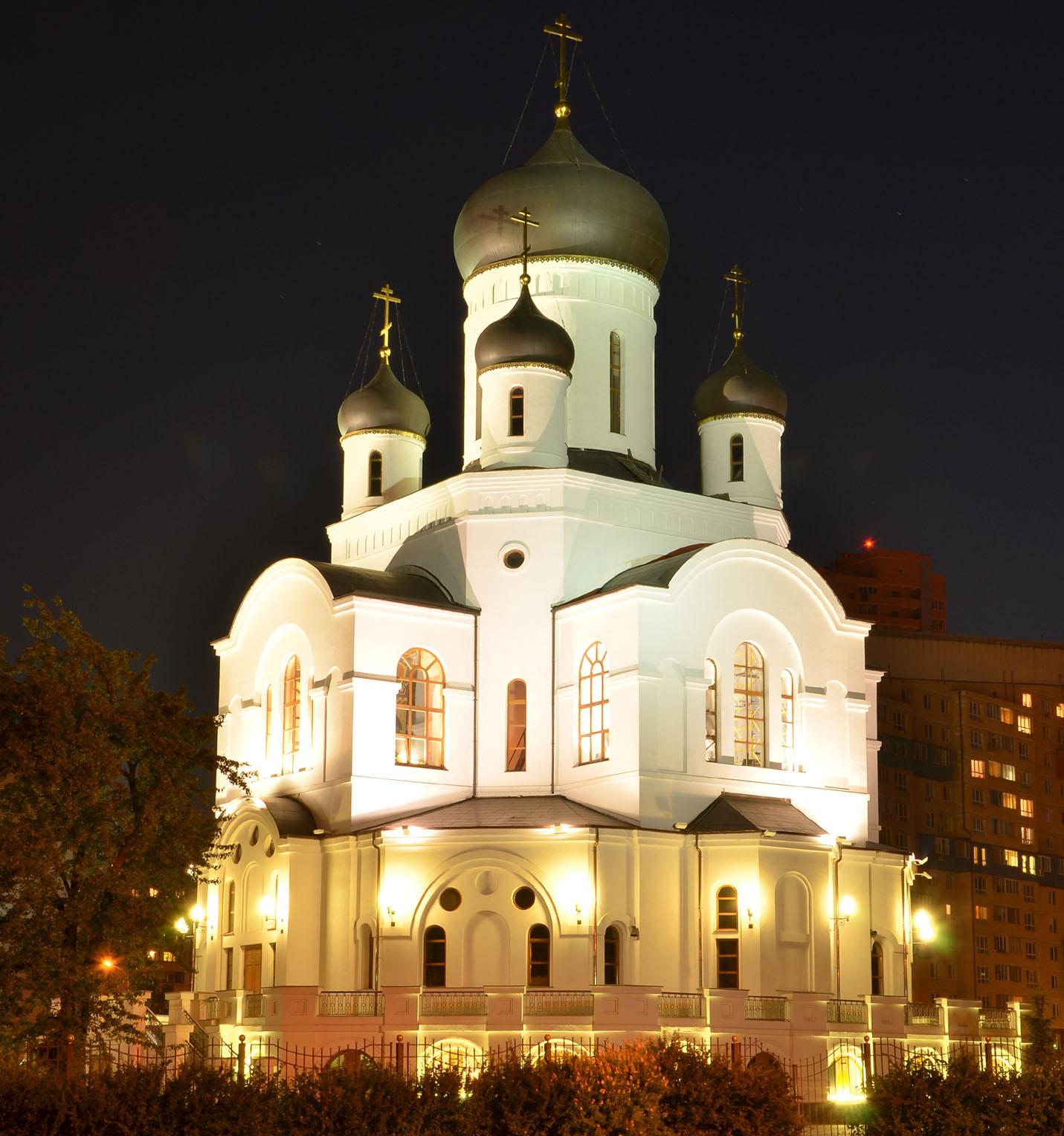 Официальный сайт Храма Рождества Христова